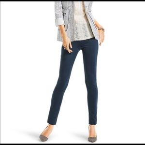 Cabi Navy Skinny Pants - 4